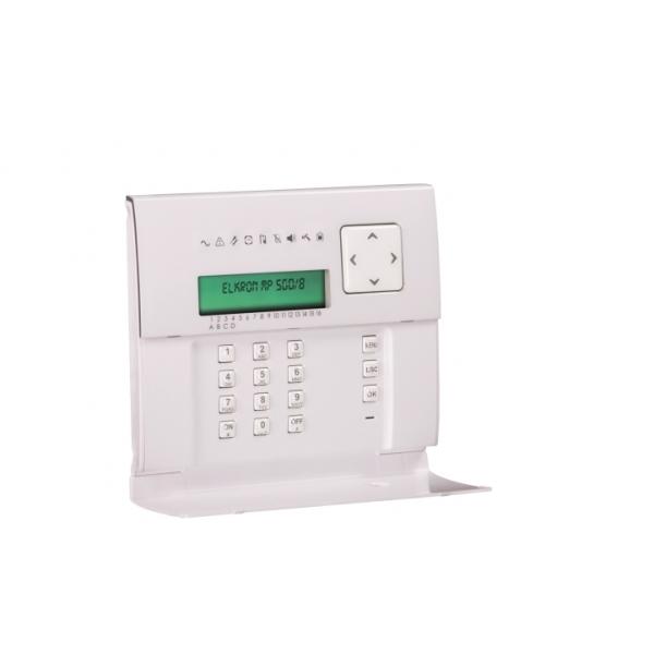 Elkron kit mp500 antintrusione telecamera ip wifi da for Kit allarme filare urmet