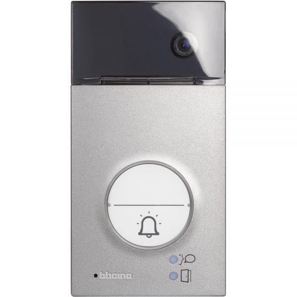 Bticino 363411 kit videocitofono vivavoce monofamiliare for Costo videocitofono