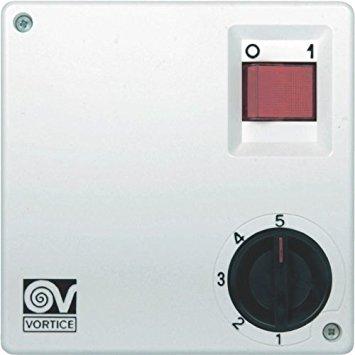 Schema Elettrico Regolatore Velocità Vortice : Vortice u comando scnr e scnrl per ventilatore a
