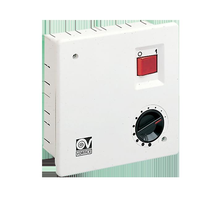 Schema Elettrico Regolatore Velocità Vortice : Vortice u comando da incasso per aspiratori con regolatore