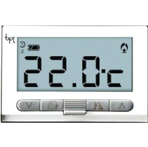 Came bpt ta 350 termostato digitale da incasso for Bpt ta 350 istruzioni